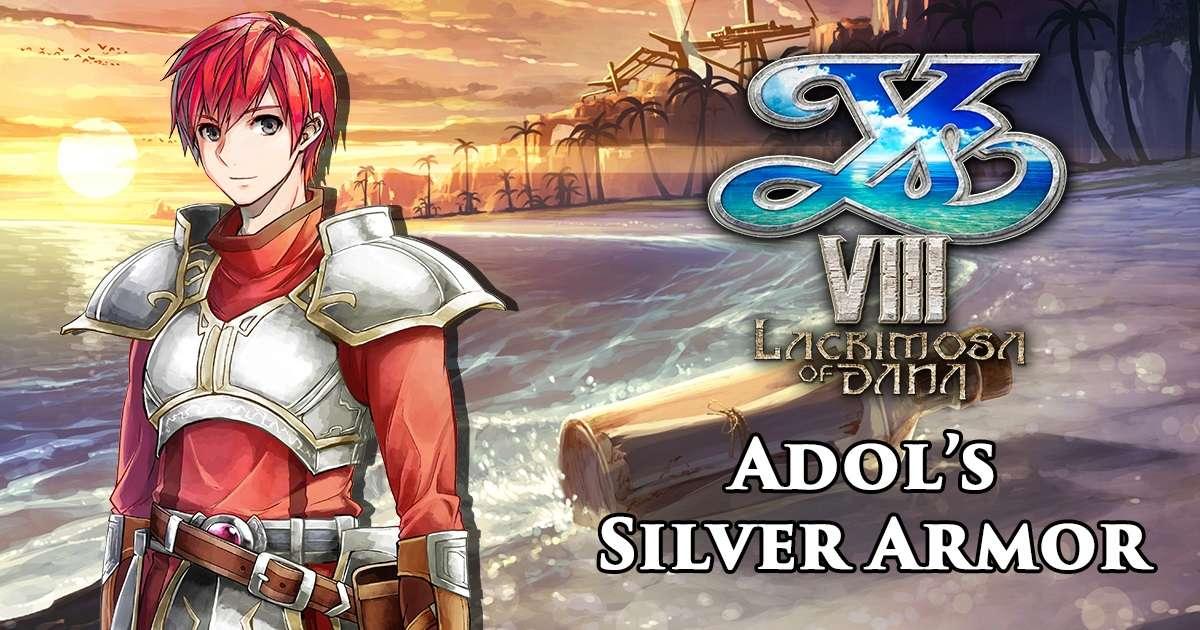 Ys VIII - Adol's Silver Armor