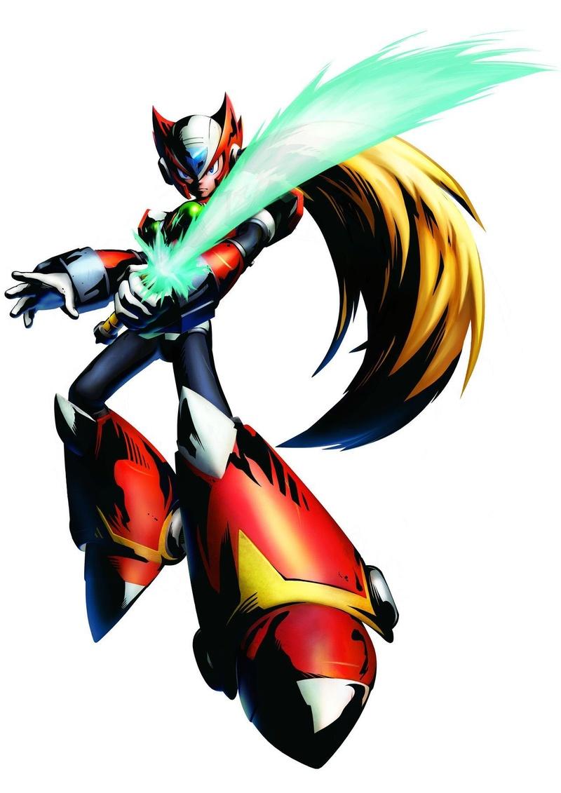 Zero Megaman X
