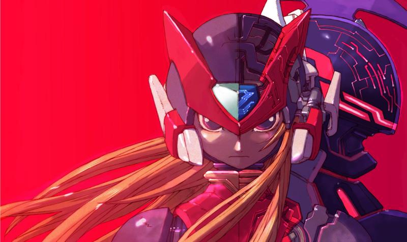 Megaman Zero Ending
