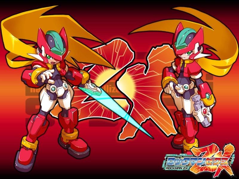 Megaman-ZX