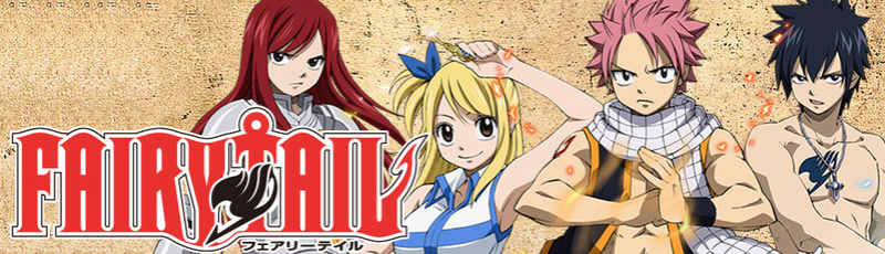 FAIRY TAIL: REWRITTEN