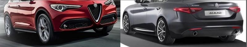 Alfa Romeo Stelvio & Giulia - La mécanique qui te procure des émotions