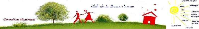 Club de la Bonne Humeur de Petit-Mars
