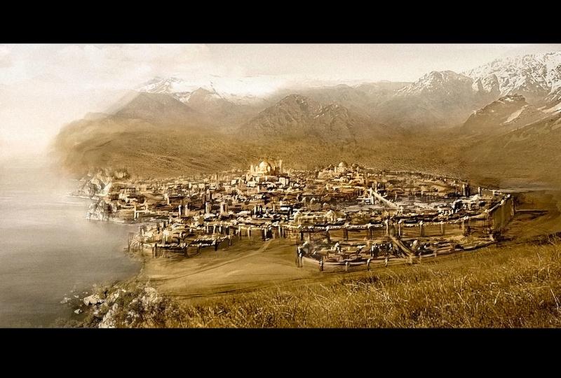 Athkatla, Capitale de l'Amn