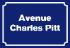 Avenue Charles Pitt