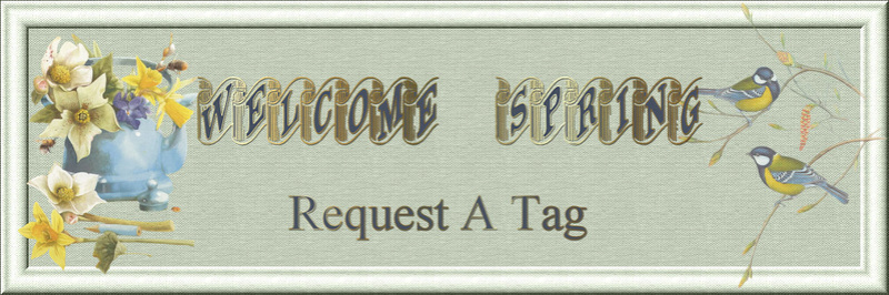 Request a Tag