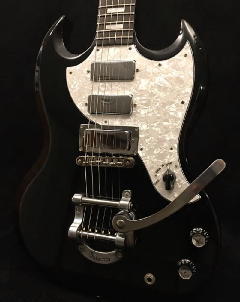 Why Are Norlin Era Sg Horrible 1970 Wiring Diagram Pure Bigsby I Think It Is A 1988 Deluxe