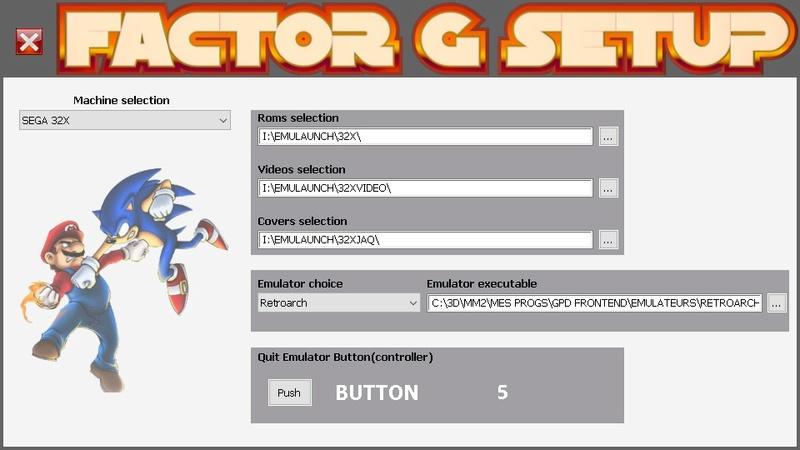 Factor G, le frontend que vous attendiez ?