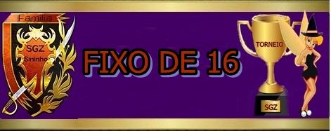 """<span style=""""color: #FFBF00;"""">亗 FIXOS DE 16 PLAYERS 亗 </span>"""