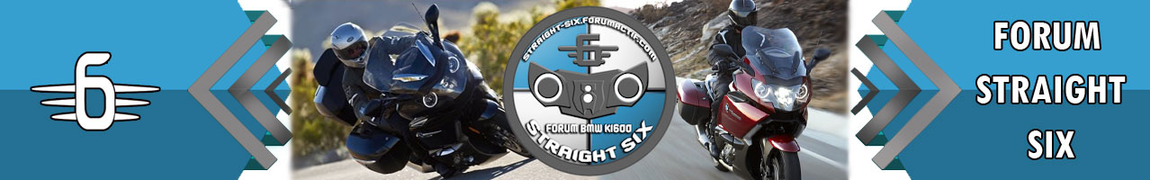 STRAIGHT SIX - Forum BMW K 1600
