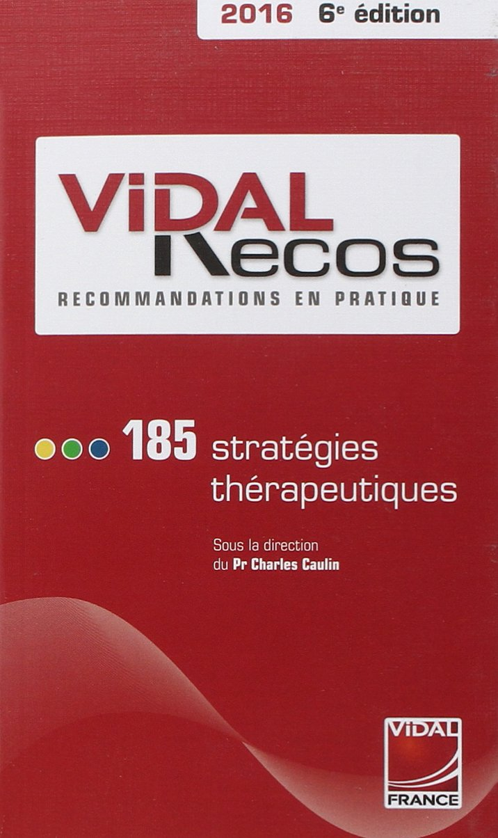 RECOS PDF GRATUIT TÉLÉCHARGER VIDAL