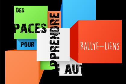 Rallye-liens de la CPB : Des espaces pour apprendre autrement.