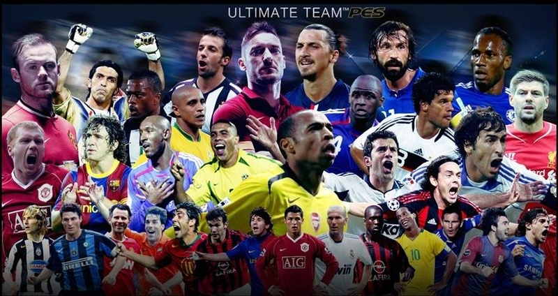 ULTIMATE TEAM [PES6]