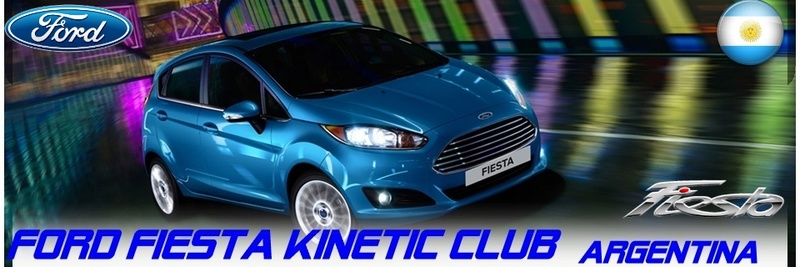 Ford Fiesta Kinetic Club Argentina ::::::Sitio Oficial:::::