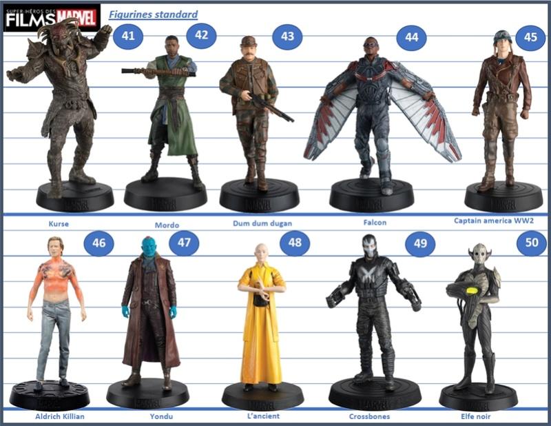Magneto Figurine Marvel Comics Super Héros Collection Plomb Eaglemoss Peint Main