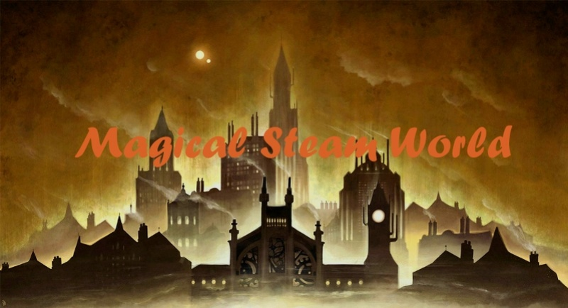 Magical Steam World