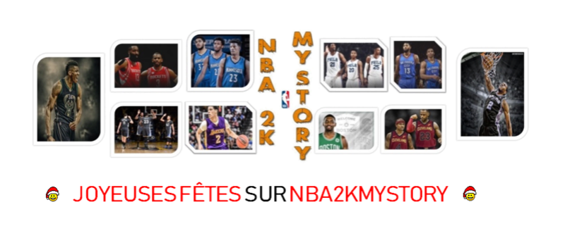 NBA 2K - MY STORY