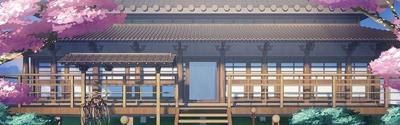 La pension Hanayuri