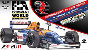 Championnat F1 rétro By T2G