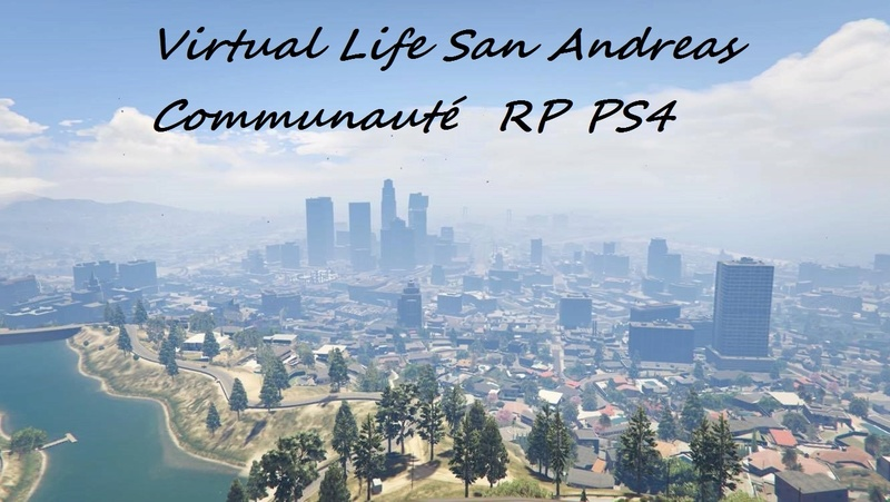 Virtual Life San Andreas