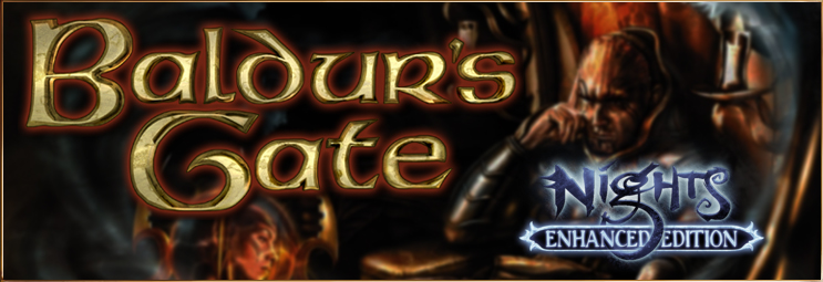 Baldur's Gate Nights