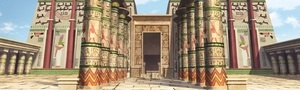 Palais du Pharaon