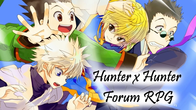 HunterxHunter RPG