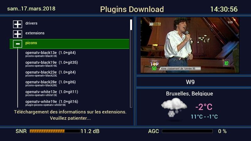 Picon Plugin Enigma2