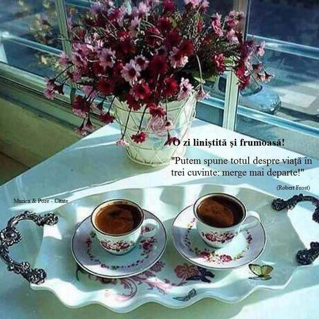 Good Morning Anitanna S Blog La Cafeneaua Trandafirul Rosu