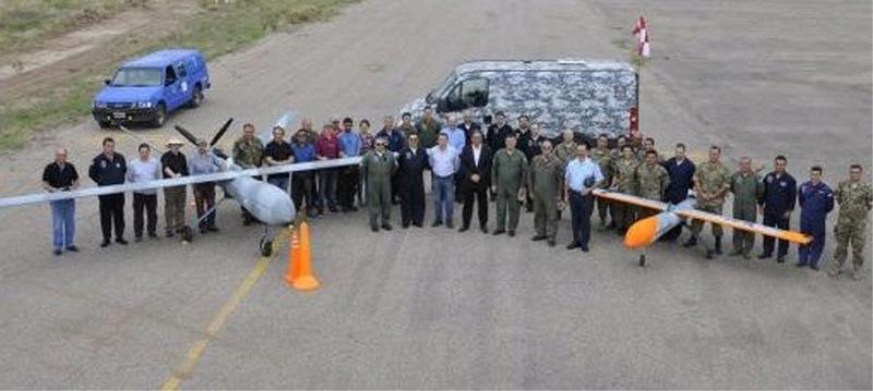 """Resultado de imagen para la Fuerza Aérea Argentina reabrió la base aérea """"Chamical"""""""