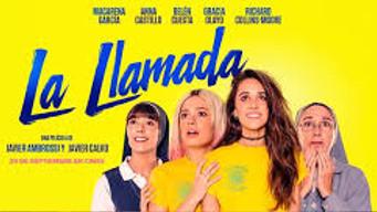 Imagen pelicula La Llamada Netflix