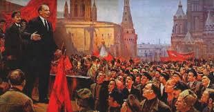 Lenin toma poder