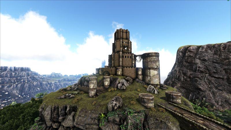 Le royaume d'Alinor