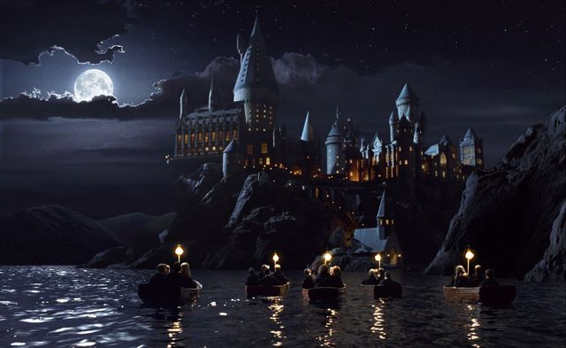 Hogwarts - Wizarding World