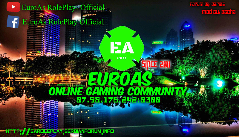 EuroAs Gaming Community