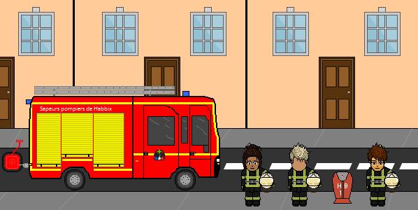 Brigade des Sapeurs Pompiers d'Habbocity