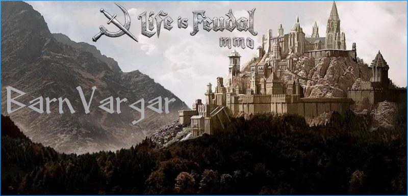 Gilda [ITA]BarnVargar life is feudal MMO