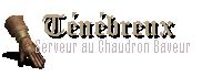 Sombre sorcier - Serveur au Chaudron Baveur