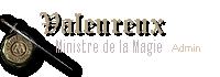 Vaillant sorcier - Ministre de la Magie - Fondateur & Admin