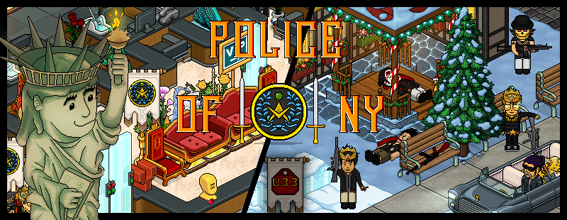 POLICE OF N.Y
