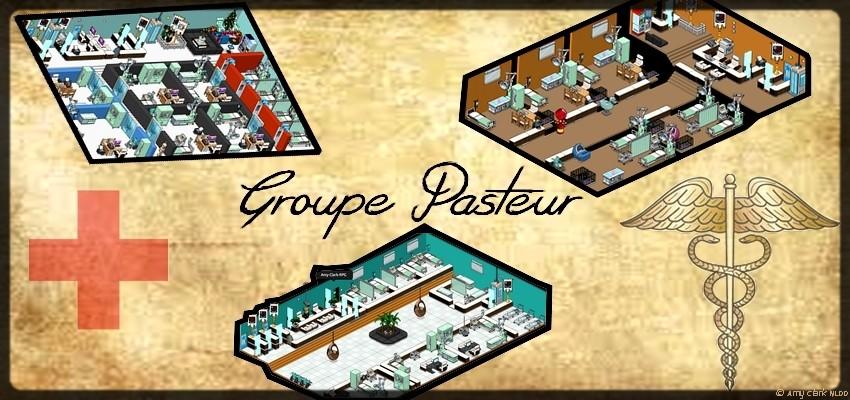Hôpital Pasteur HabboBêta/HabboCity RPG