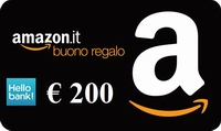 HELLO BANK BUONO AMAZON 250