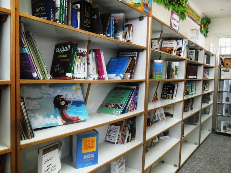 السيد شمالي يفتتح مكتبة الأحلام sam_5624.jpg
