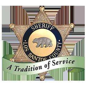Los Santos Sherif Département