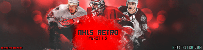 Ligue de hockey simulée NHLS en HTML