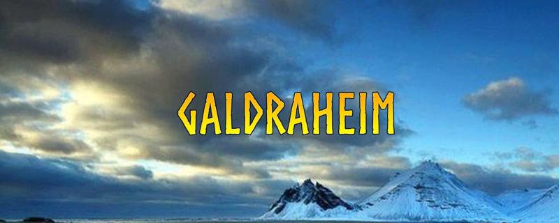 Galdraheim