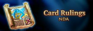 Card Rulings