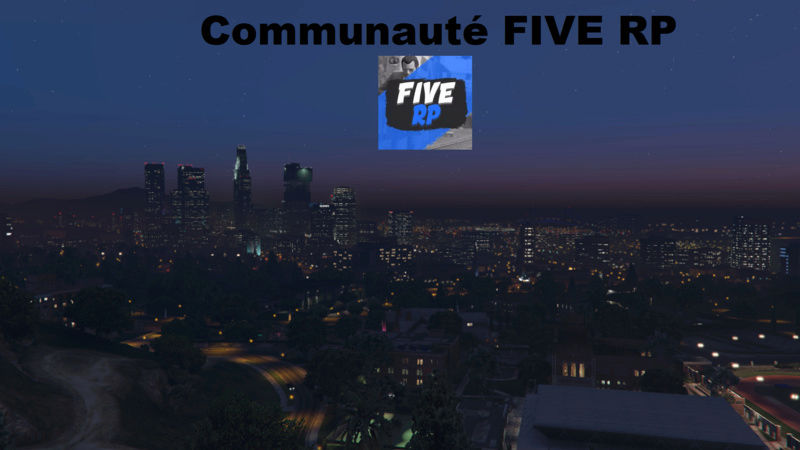 FiveRP GTA5 PS4
