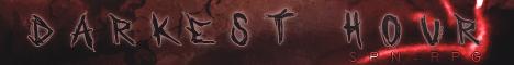 Darkest Hour - Supernatural RPG