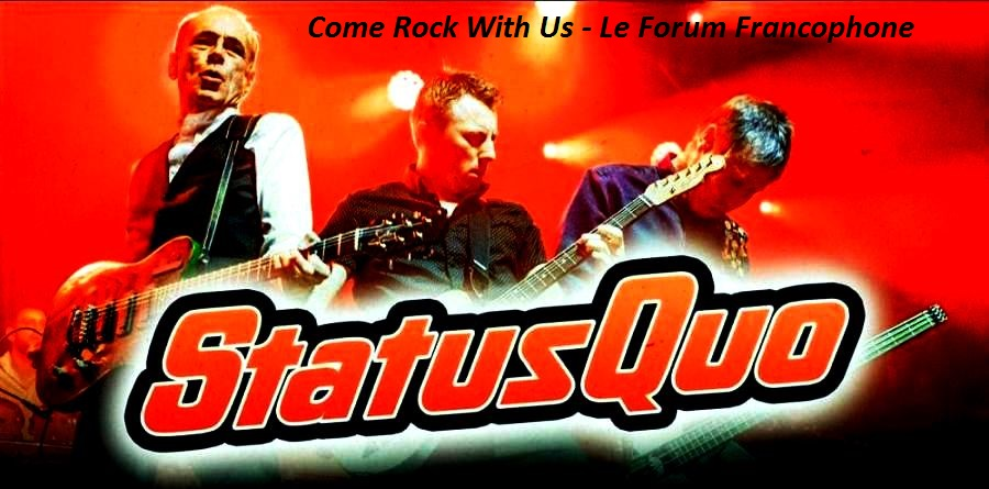 Status Quo le forum francophone